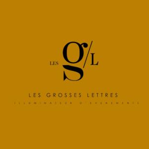 logo grosses lettres